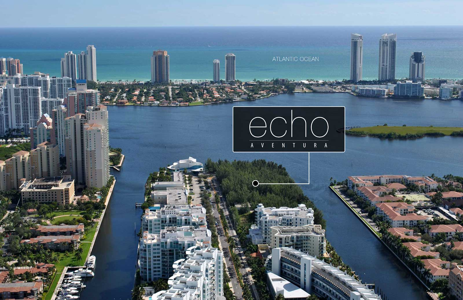 echoaventura-condos-miami-location
